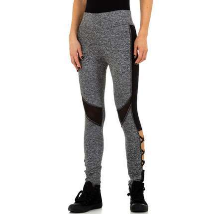 Damen Leggings von Holala - grey