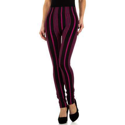 Damen Leggings von Holala Gr. One Size - fuchsia