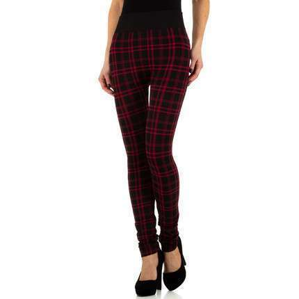 Damen Leggings von Holala Gr. One Size - red