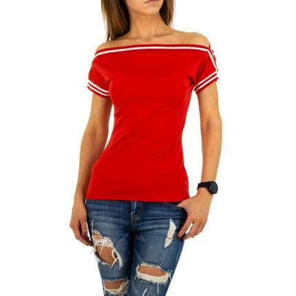 Damen Shirt von Emma&Ashley Design - red