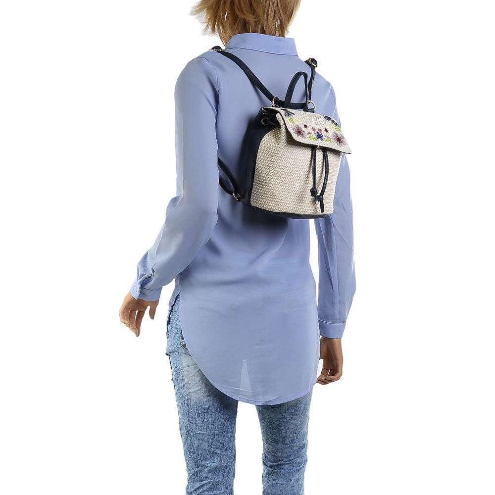 Rucsac de dama - bluecream - image 5