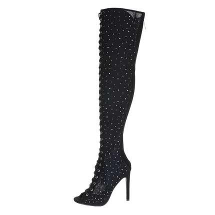 01419d7d9c82 Großhandel für Damen Overknee Stiefel | Restposten & B2B | Shoes-Worl