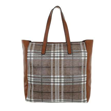 Damen Shopper - cuoiobrown