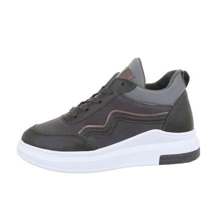 Damen High-Sneakers - DK.grey