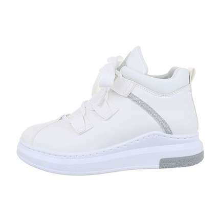 Damen High-Sneakers - white