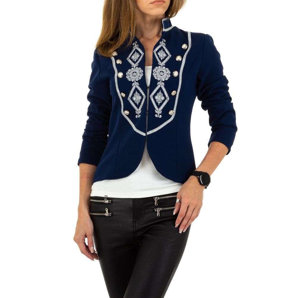 Sacou de dama de la Voyelles - DK.blue