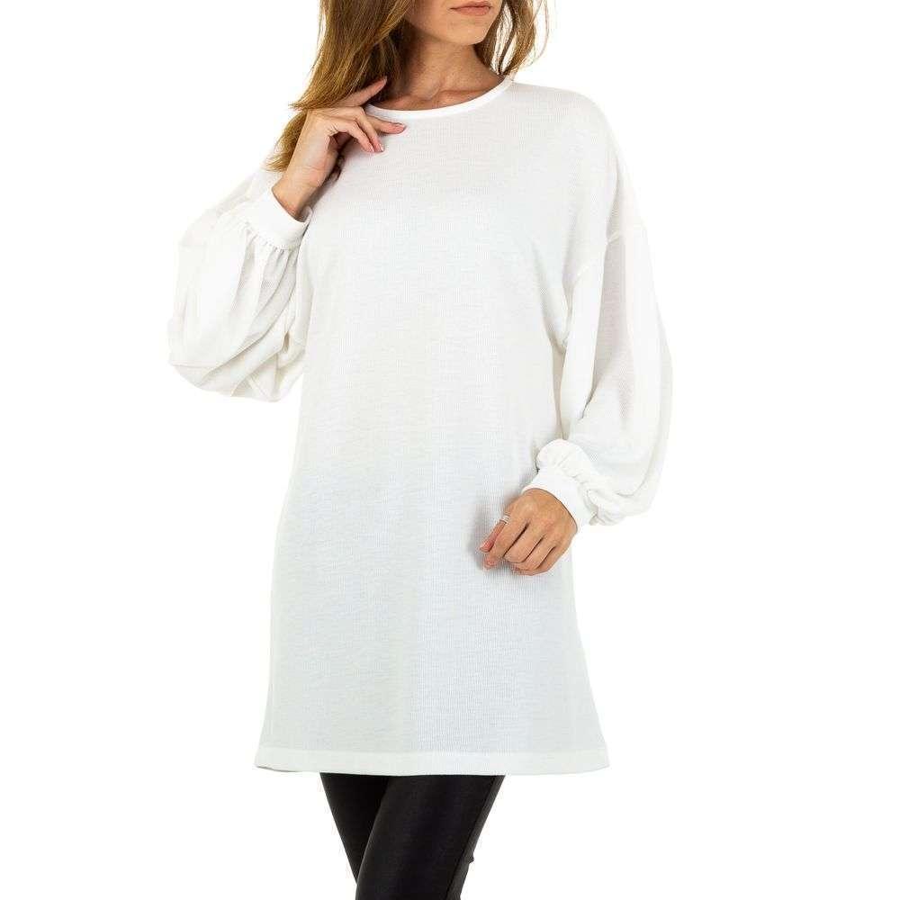 Pulover de dama de la Acos - alb - image 1