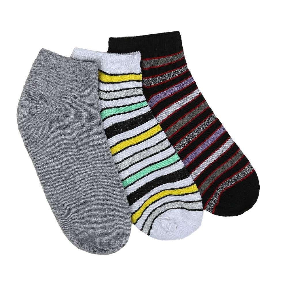 Șosete pentru femei - 12 perechi - blawhite