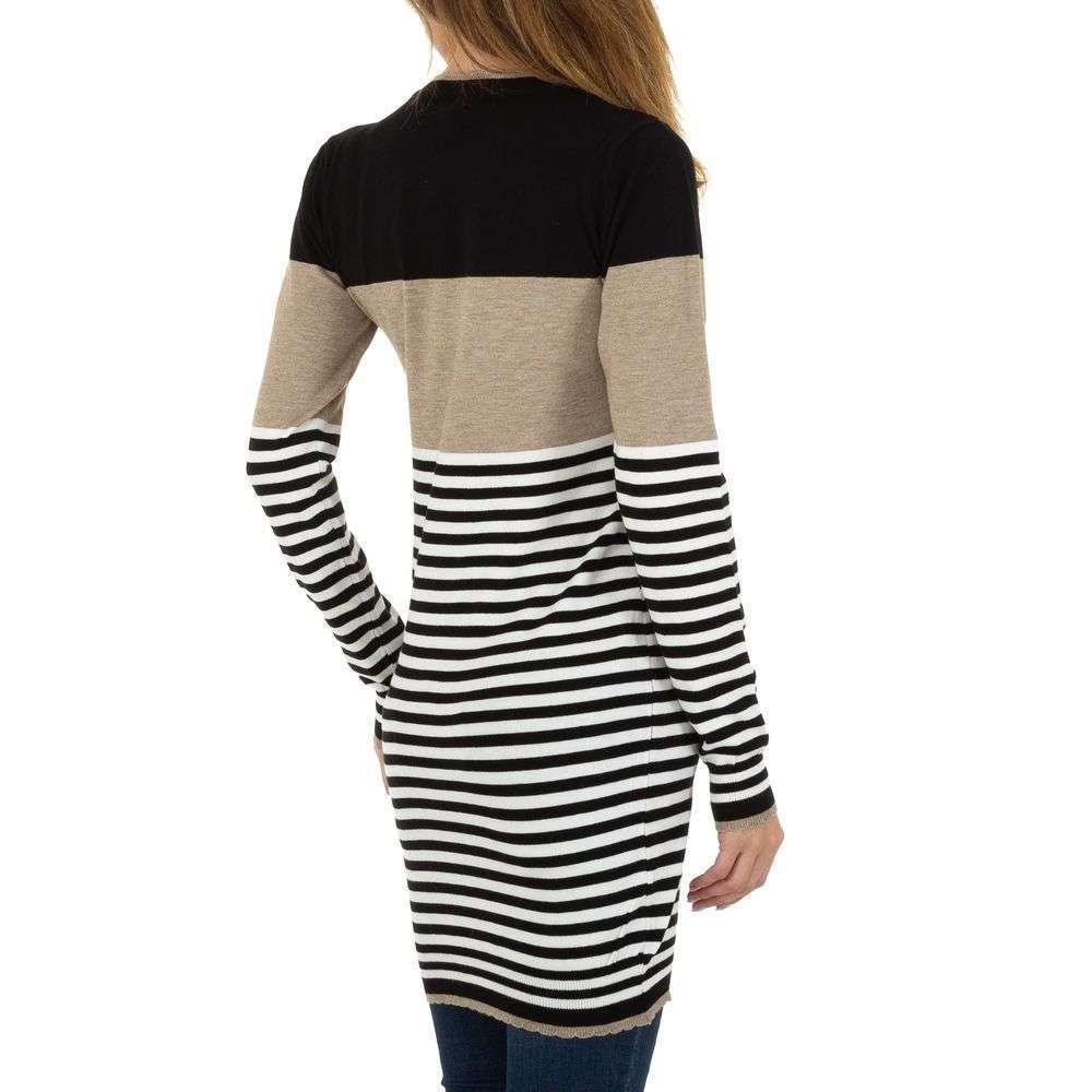 Pulover pentru femei by Emma% 26Ashley Gr. O mărime - taupe - image 3