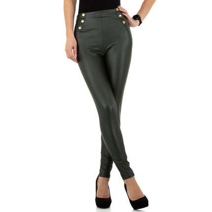 Damen Leggings von Holala Fashion - DK.green
