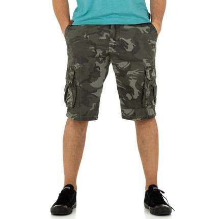 Herren Shorts von Top Star - grey