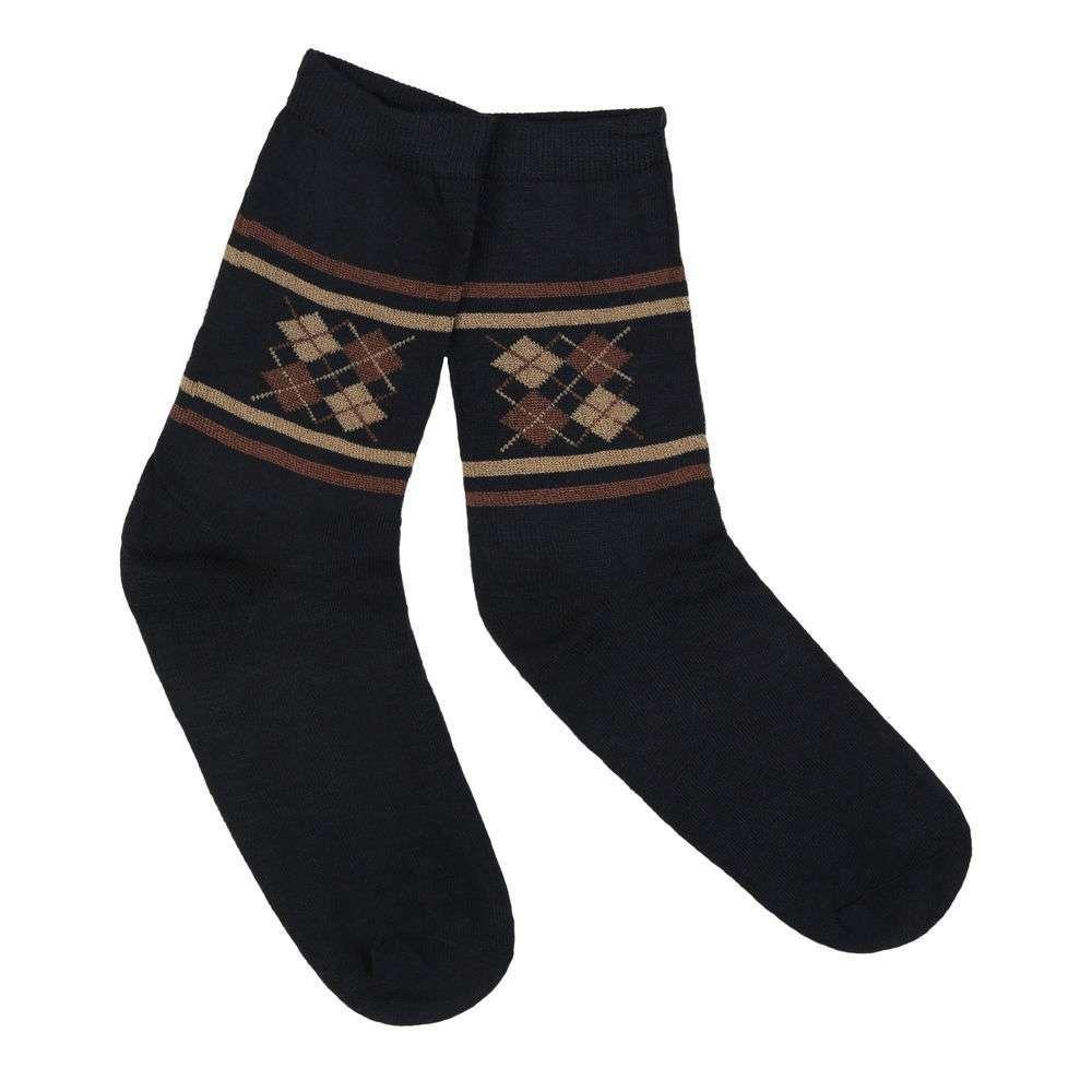 12 perechi de șosete bărbătești - maro