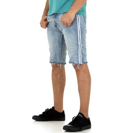 Herren Shorts von Yesdesign - blue