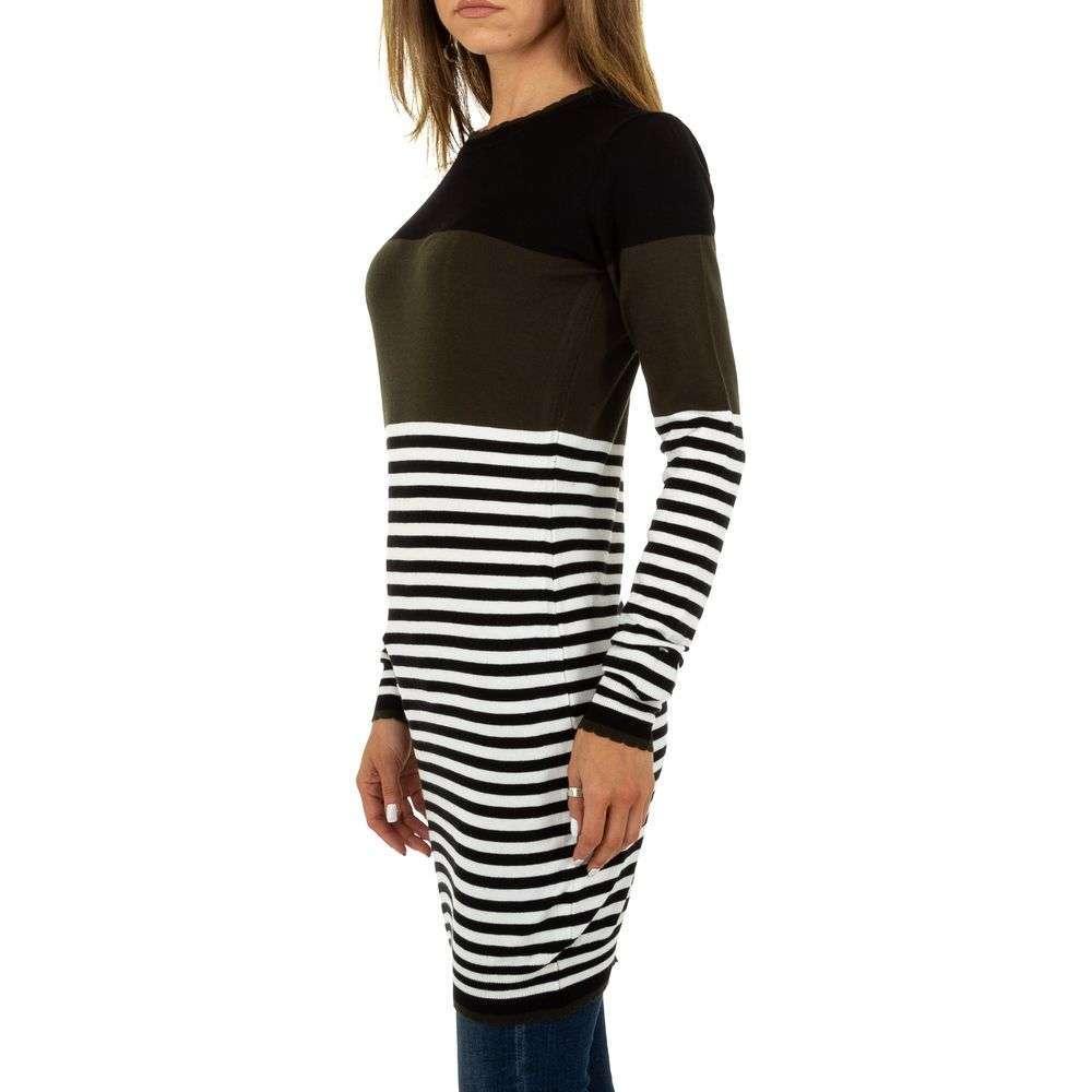 Pulover pentru femei by Emma% 26Ashley Gr. O singură mărime - kaki - image 2