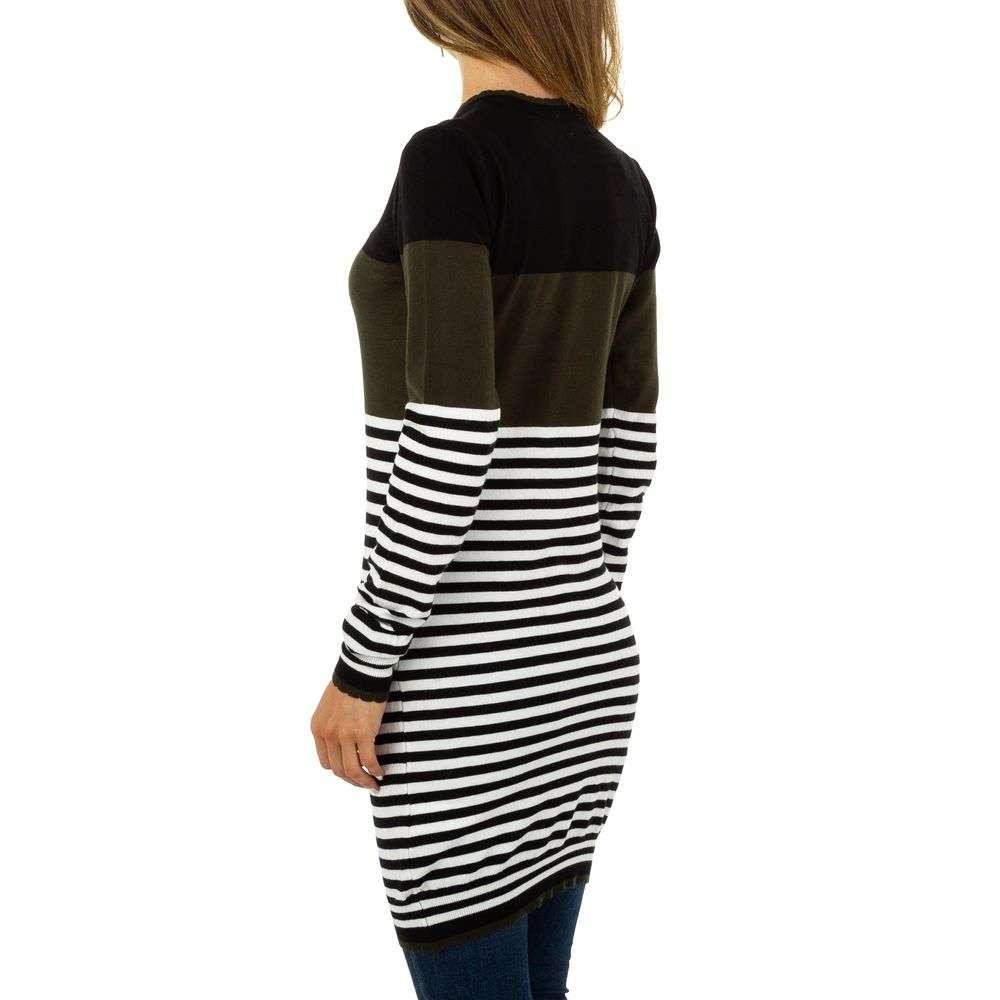 Pulover pentru femei by Emma% 26Ashley Gr. O singură mărime - kaki - image 3