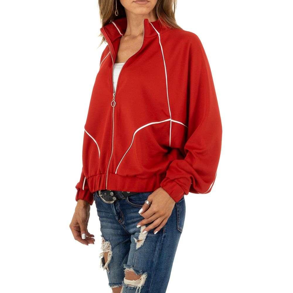 Geacă sport de femei Acos - roșie - image 2