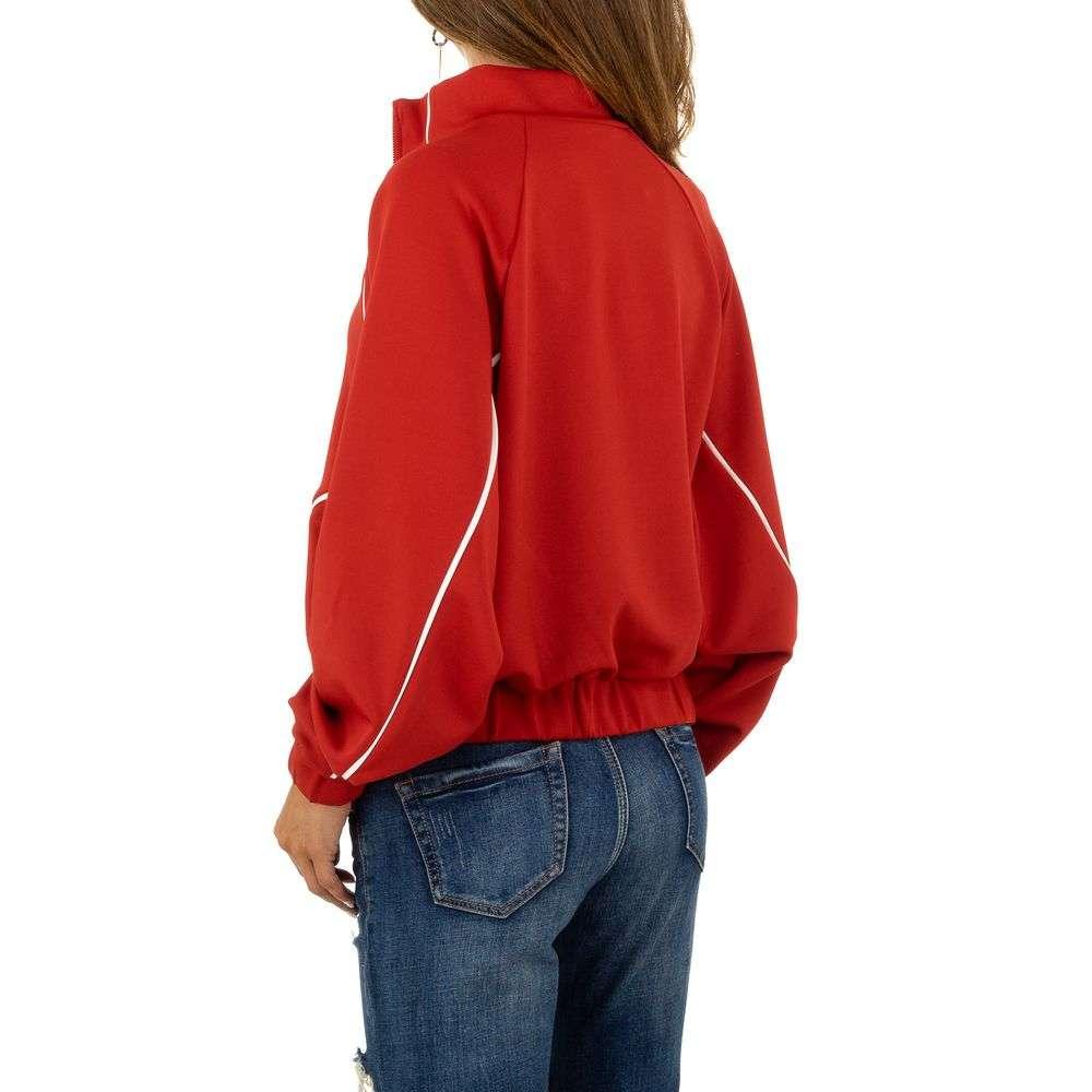 Geacă sport de femei Acos - roșie - image 3
