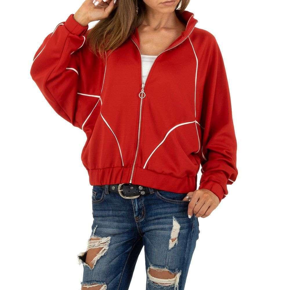Geacă sport de femei Acos - roșie - image 5