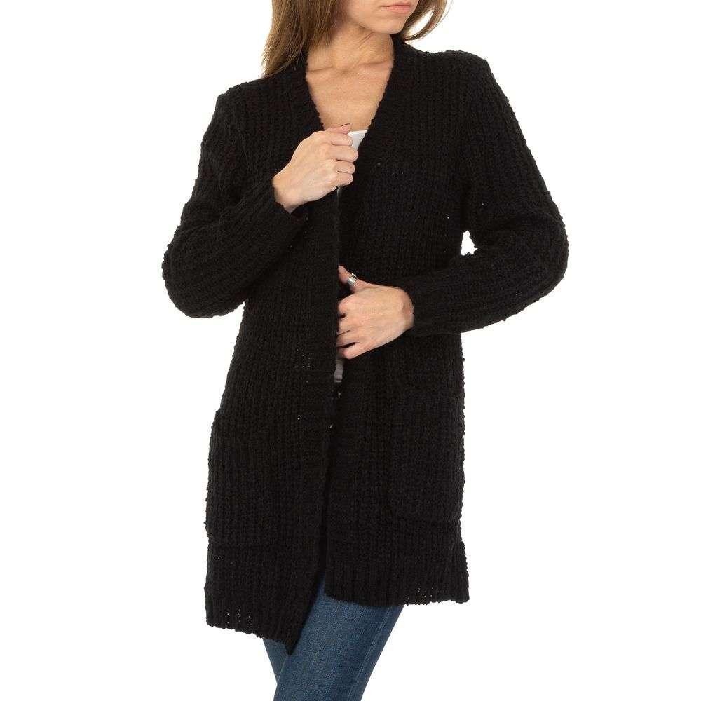 Pulover de dama de Emma% 26Ashley Gr. O singură mărime - negru