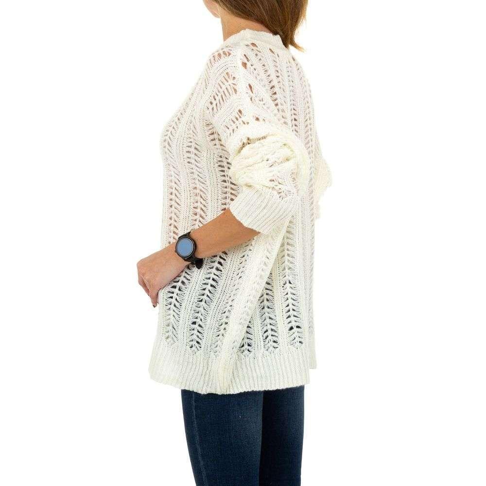 Pulover pentru femei by Emma% 26Ashley Gr. O singură mărime - alb - image 3