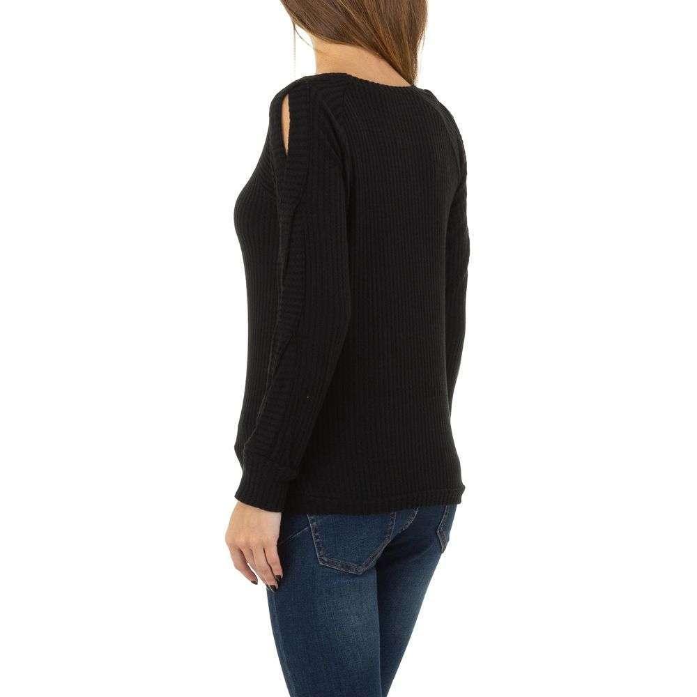 Pulover de dama de la Acos - negru - image 3