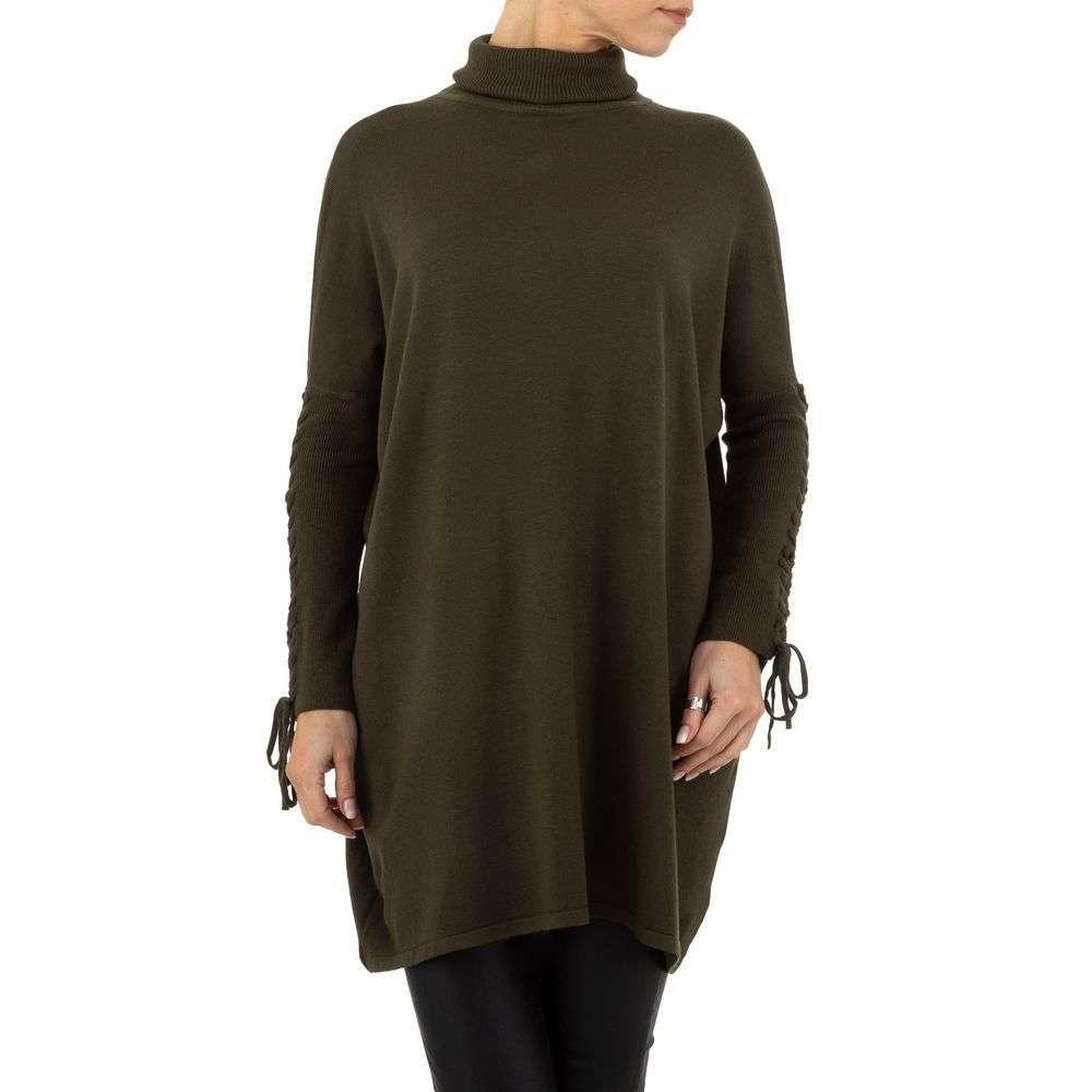 Pulover pentru femei de SHK Paris Gr. O mărime - verde