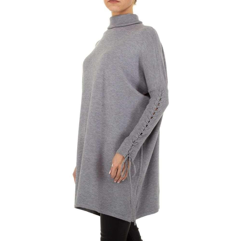 Pulover pentru femei de SHK Paris Gr. O singură mărime - gri