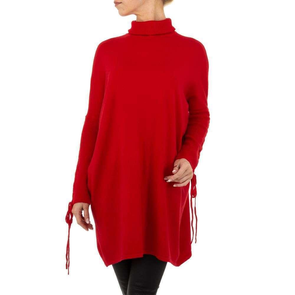 Pulover pentru femei de SHK Paris Gr. O singură mărime - roșu