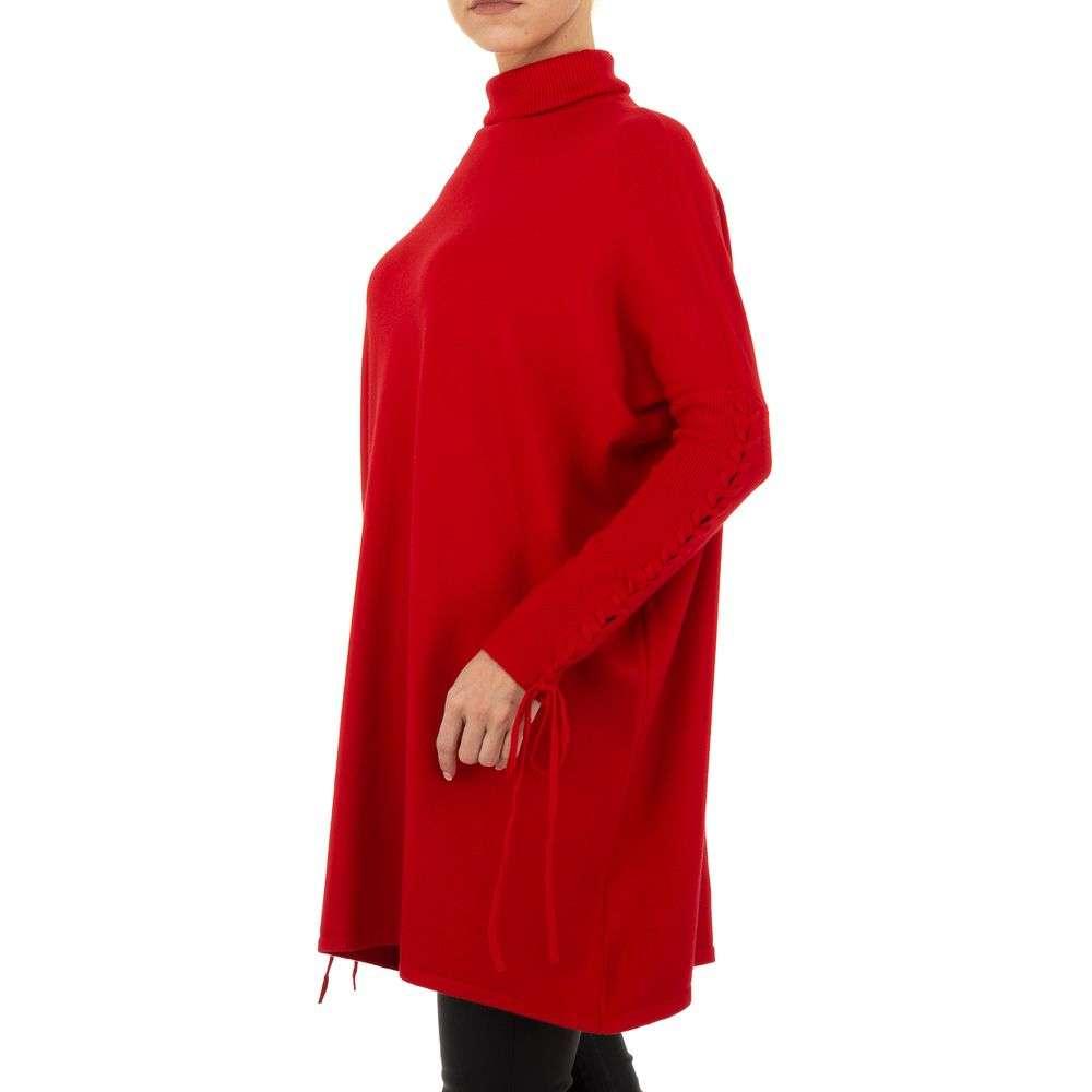 Pulover pentru femei de SHK Paris Gr. O singură mărime - roșu - image 2