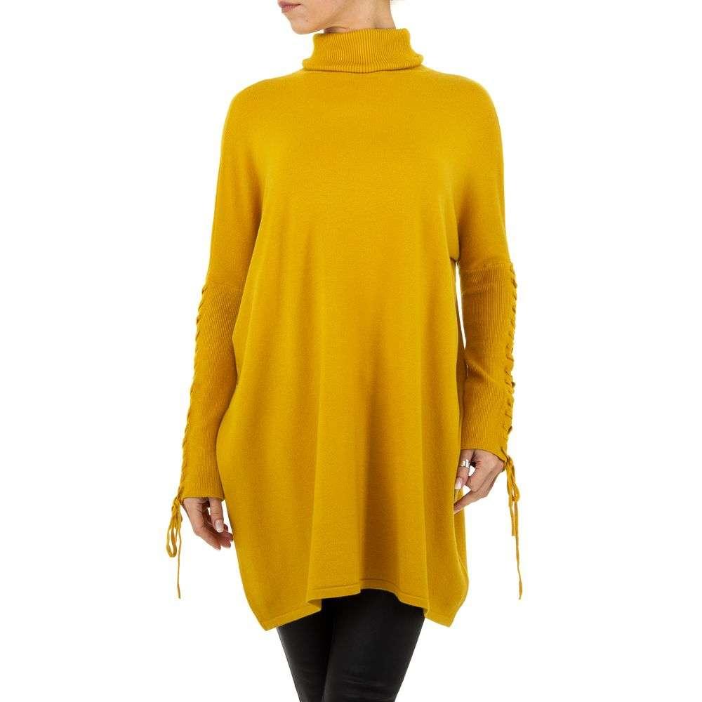 Pulover pentru femei de SHK Paris Gr. O mărime - galben - image 1
