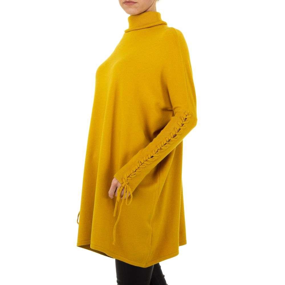 Pulover pentru femei de SHK Paris Gr. O mărime - galben - image 2