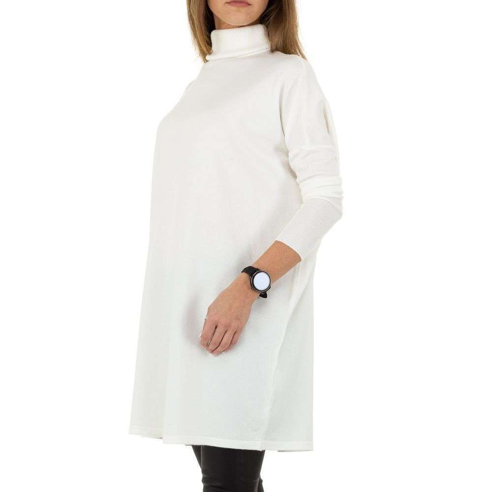 Pulover pentru femei de SHK Paris Gr. O singură mărime - alb - image 2