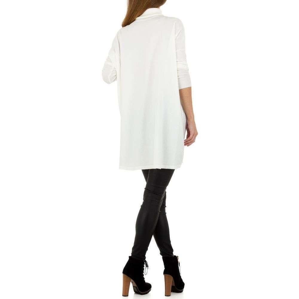 Pulover pentru femei de SHK Paris Gr. O singură mărime - alb - image 3