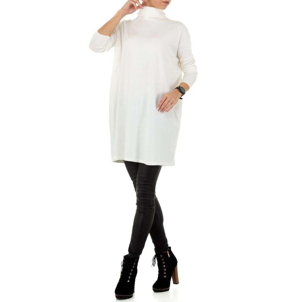 Pulover pentru femei de SHK Paris Gr. O singură mărime - alb - image 4