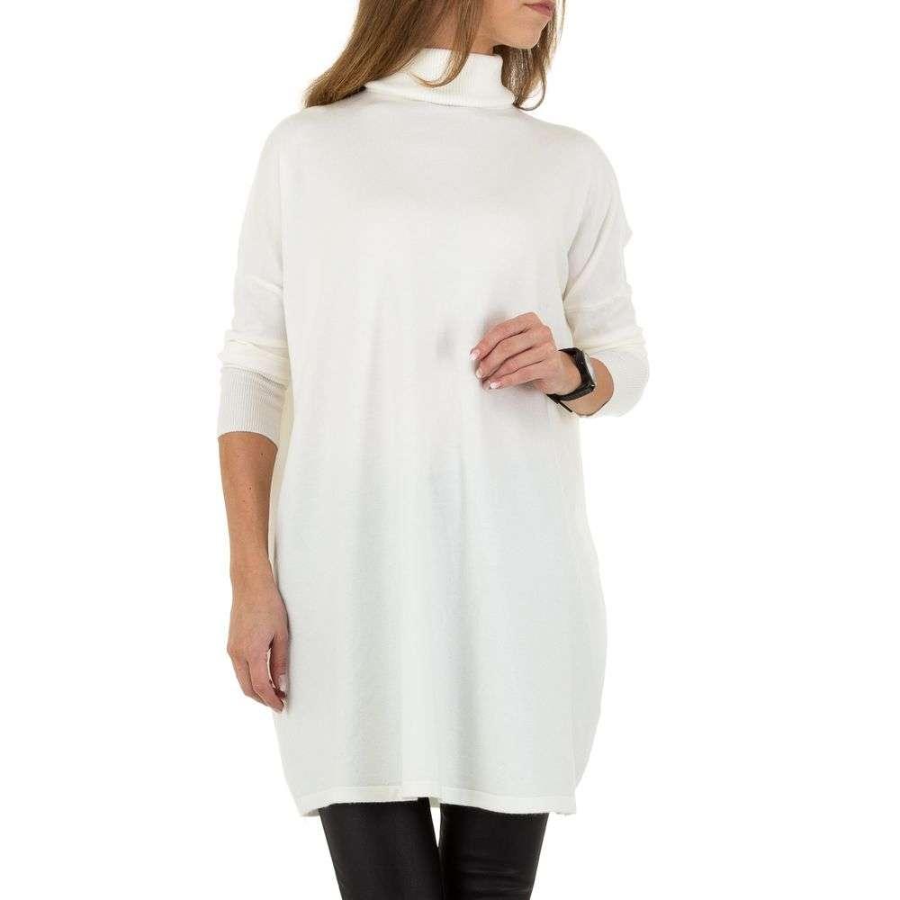 Pulover pentru femei de SHK Paris Gr. O singură mărime - alb - image 5