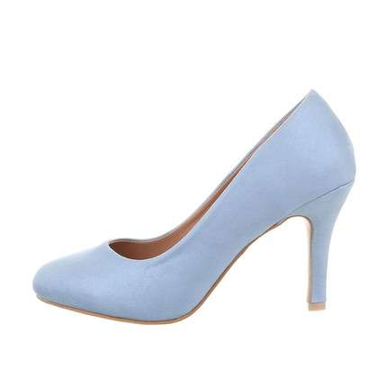Damen High-Heel Pumps - blueLT.blue