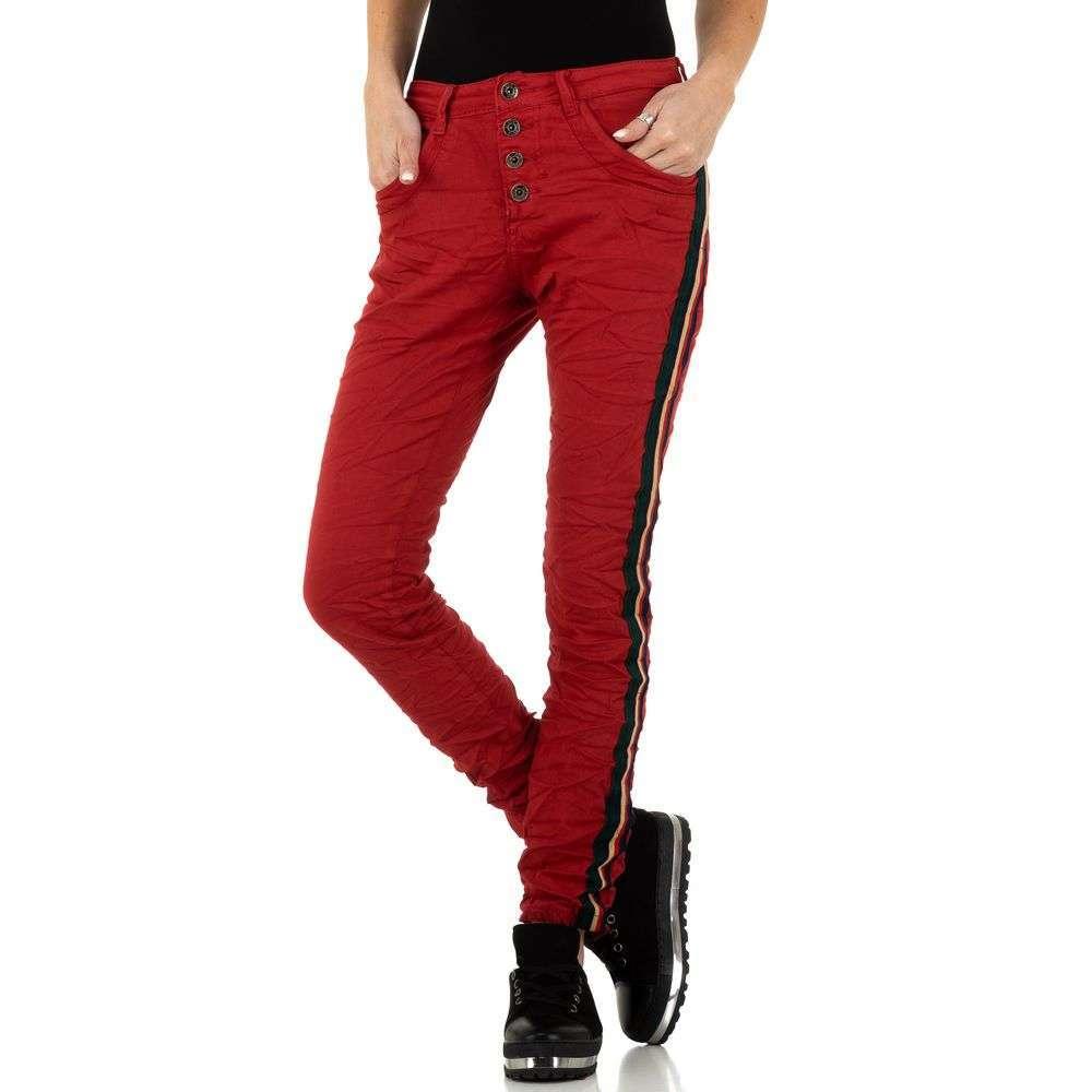 Женские джинсы Place du Jour - rouge