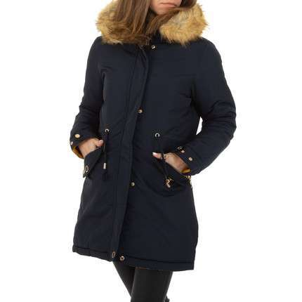 Damen Jacke von Nature - blueyellow