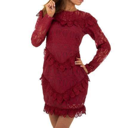 Damen Kleid von Noemi Kent - winered