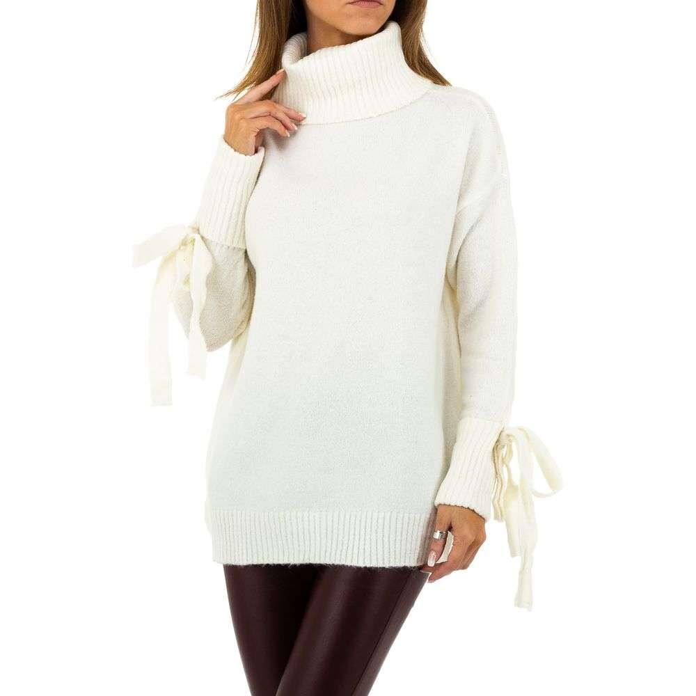Pulover pentru femei de SHK Paris Gr. O singură mărime - alb