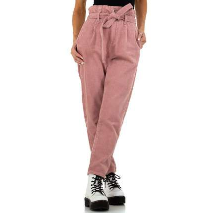 Damen Hose von See See Denim - rose