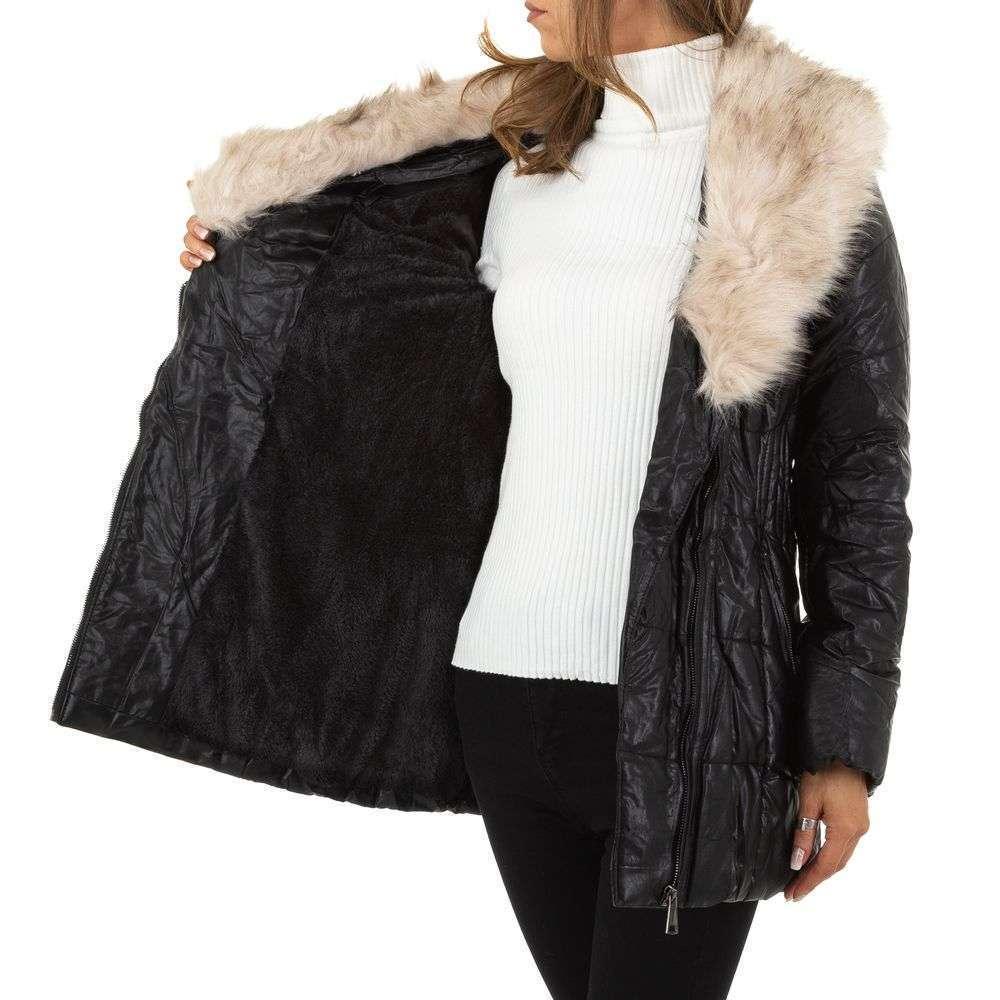 Palton de dama de la Nature - bej - image 5