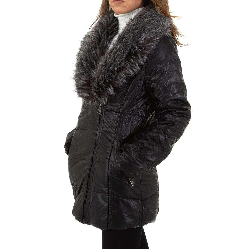 Palton de dama de la Nature - gri - image 2