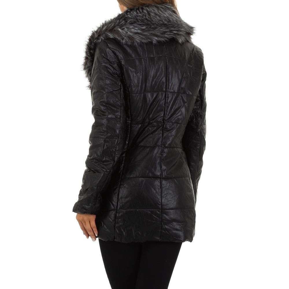 Palton de dama de la Nature - gri - image 3