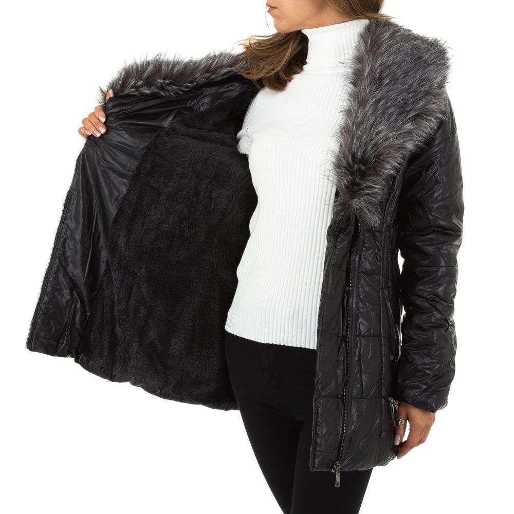 Palton de dama de la Nature - gri - image 5