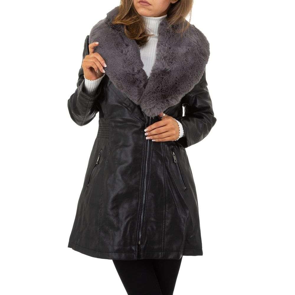 Palton de dama de la Nature - gri