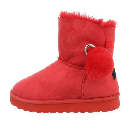 Kinder Stiefeletten - red