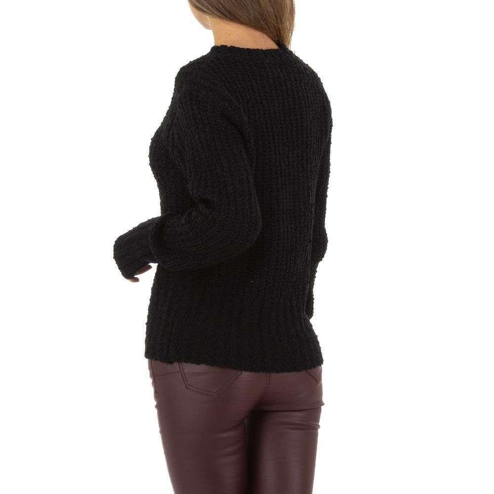 Pulover de damă de Emma% 26Ashley Design Gr. O singură mărime - negru - image 3