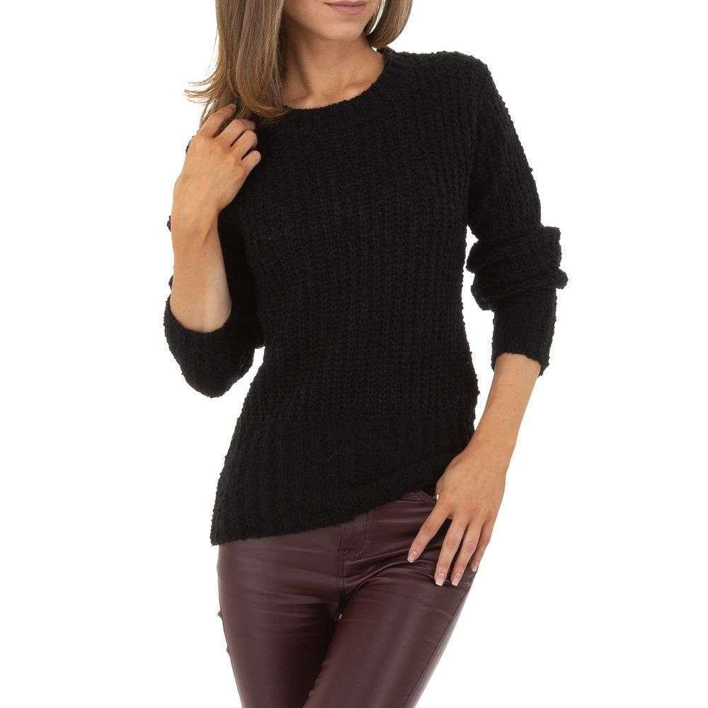 Pulover de damă de Emma% 26Ashley Design Gr. O singură mărime - negru - image 4