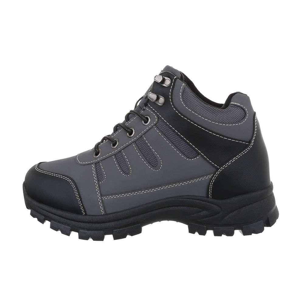 Обувь повседневная мужская - серый